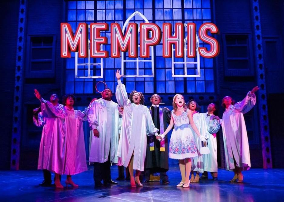 Walnut Street Theatre : Memphis