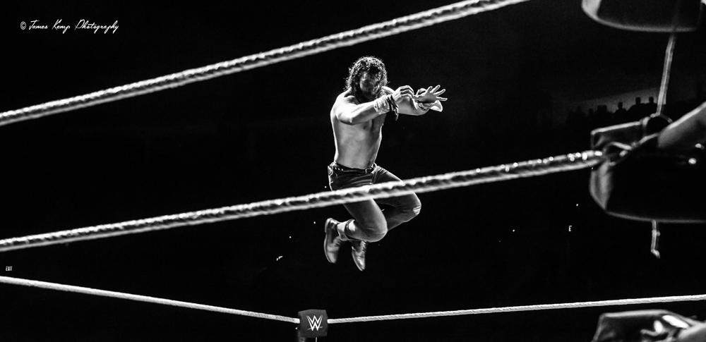 WWE LIVE at Moda Center