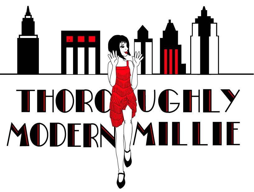 Thoroughly Modern Millie | The Taylor Performing Arts Center